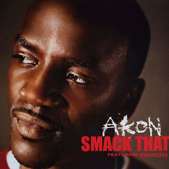 Akon, Stat Quo, Bobby Creekwater – Smack That (single cover art)