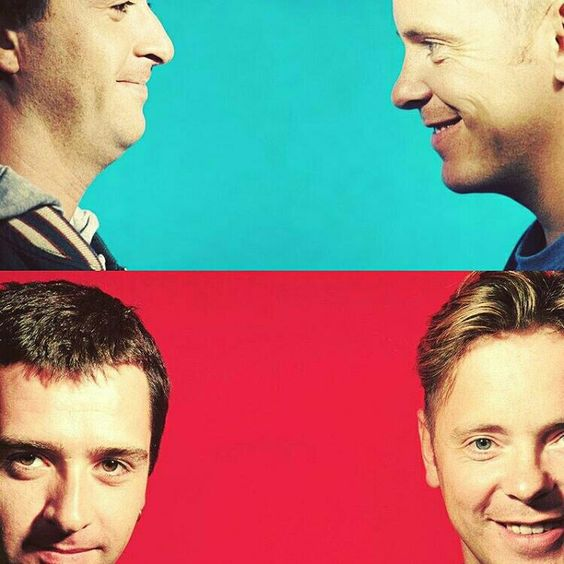 Electronic (Bernard Sumner and Johnny Marr)