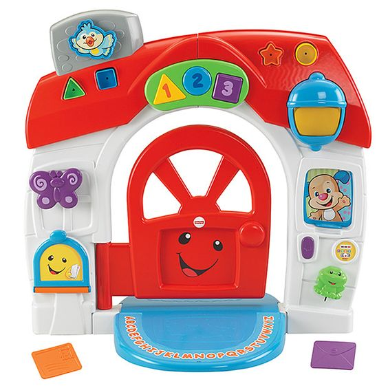 Fisher-Price Laugh & Learn Puppy's Smart Stages Home