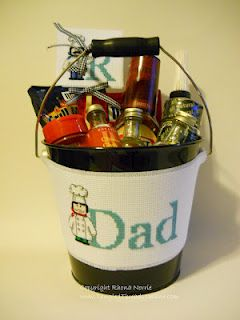 BBQ Gift bucket