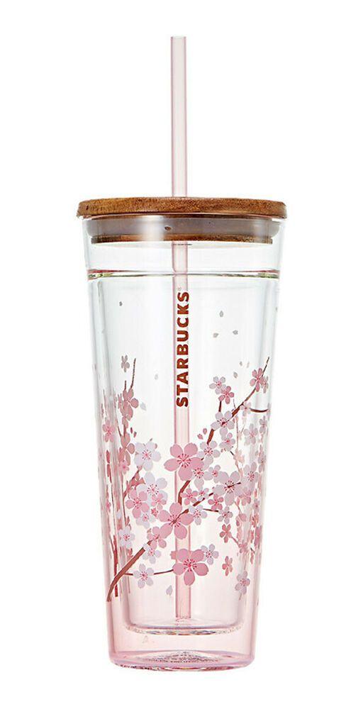 2020 Starbucks Valentine/'s Day Love Heart Stainless Steel Straw Water Cup 591ML