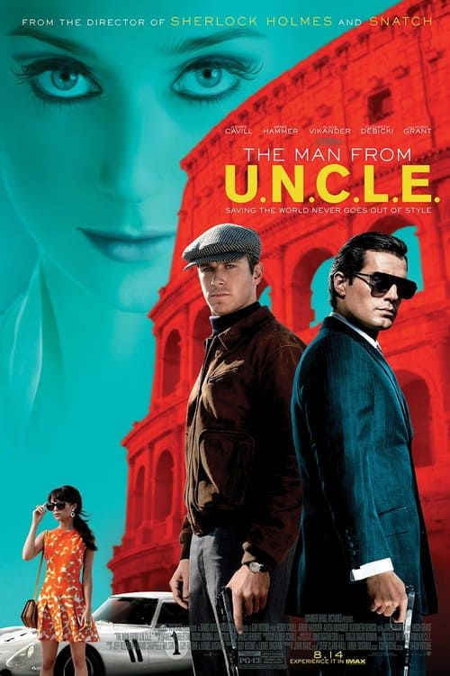 the man from uncle online free