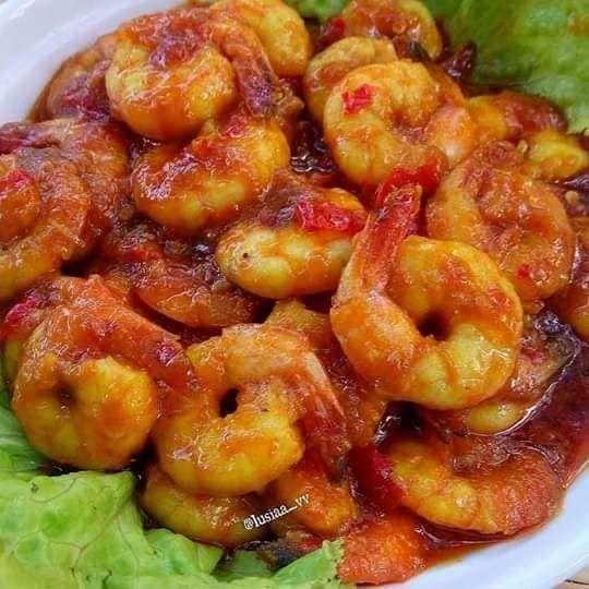 10 Resep Udang Asam Manis Enak Mudah Dan Praktis Resep Masakan Resep Udang Resep