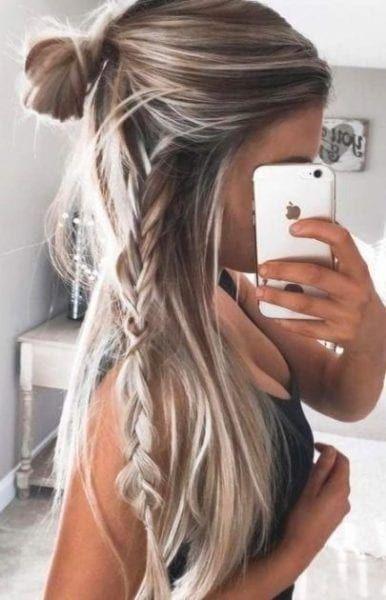 Frisuren Damen Lange Haare Erstaunlich Von Frisur Ideen Frauen Nette Lange Ha Erstaunlich Von Frisuren Haarschnitte Einfache Frisuren Fur Langes Haar Frisuren