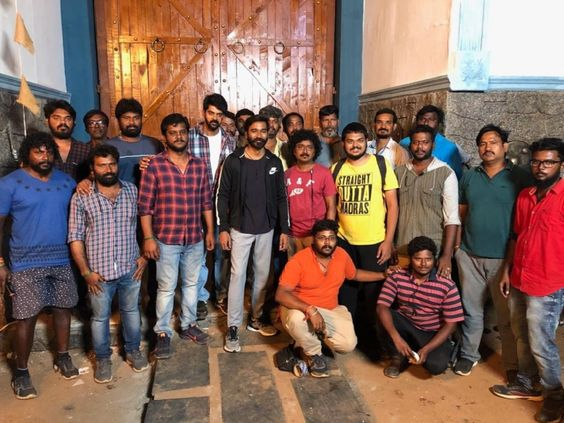 SathyaJyothi Films  – Production No34 1st Schedule Shooting Completed In Kutralam!
