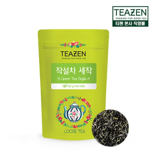 Korean Green Tea & Grades Sejak, Jakseolcha