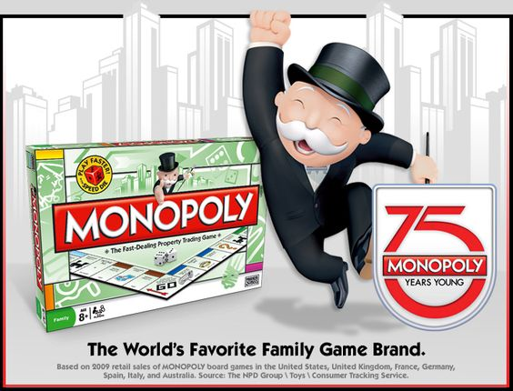 Monopoly...