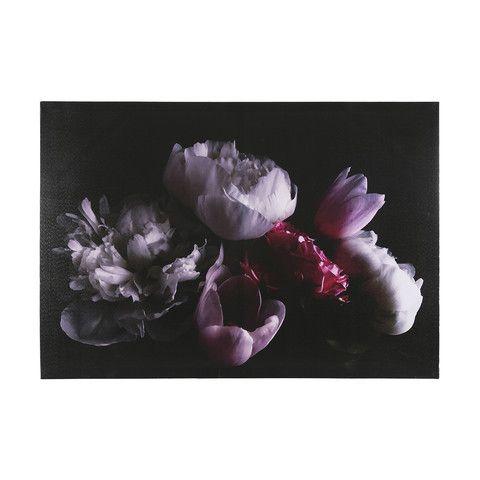 Large Floral Print Kmart 19 Art Affordable Art Art For Art Sake