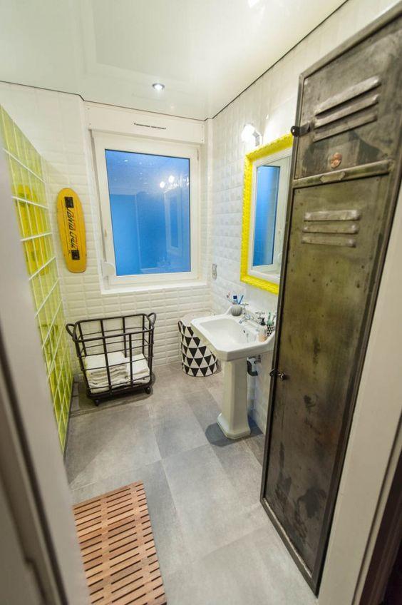 Salle de bain Punky B blog