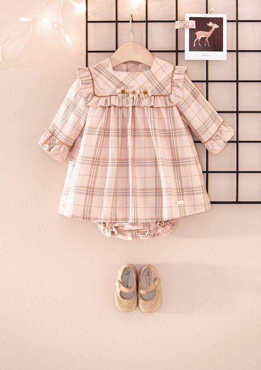 Pili Carrera Online Kindermode Online Herbst Winter Kinder Kleider Babykleidung Madchen Babykleidung Muster