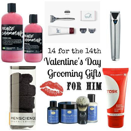 Skincare and Grooming Valentine's Day Gift Ideas for Men