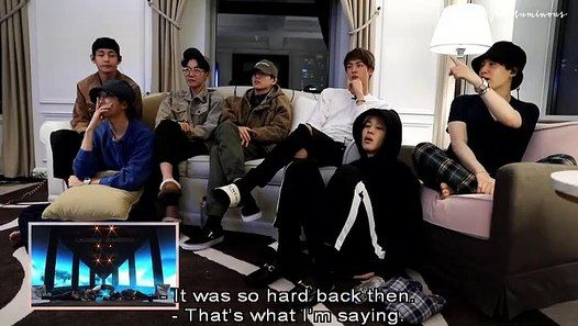 Watch Bts Love Yourself In Seoul Concert Commentary Film Part 1 2 Eng Subs Video Dailymotion Jeonluminous On Submarine Video Bts Love Yourself Concert