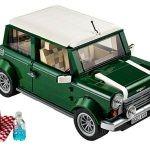 可愛すぎ!LEGOで再現されたミニクーパーが大人のためのレゴ「レゴアーキテクチャー」から発売