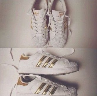 ecest Adidas superstar, Superstar and White sneakers on Pinterest