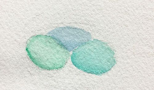 The Keys To Color For Watercolor Painting Watercolor Paintings
