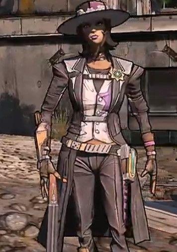 Nisha (Character) - Giant Bomb