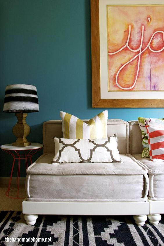 The Chairs....Here's a look at the best paint colors for each room in your house.