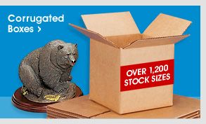 Uline - Corrugated Boxes - Over 1,200 Box Sizes in Stock