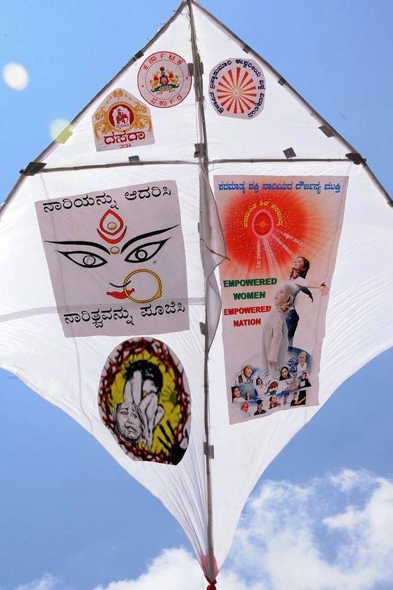 Largest Delta Diamond Kite Flying by Paavan Solanki - Royal Kite Flyers Club