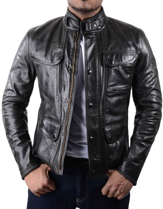 Matchless leather jacket sale