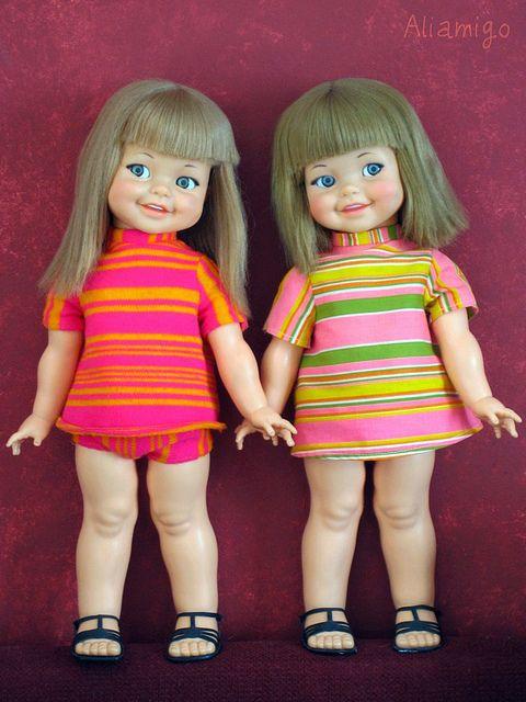 1968 Giggles Doll- I loved mine.