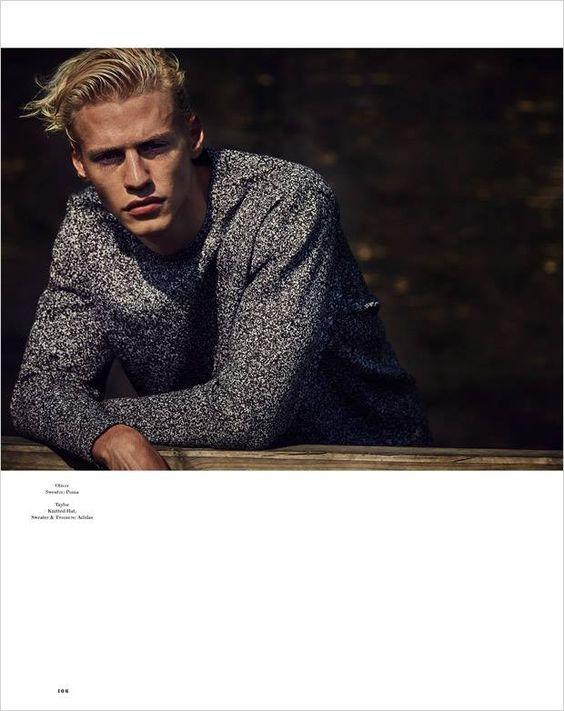 'Kult Models' by Oscar Falk for Kult Magazine