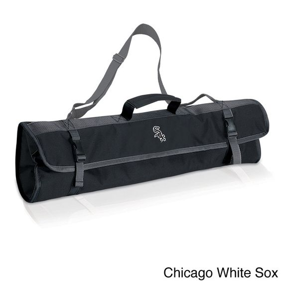 Picnic Time 3-piece MLB National League BBQ Tote