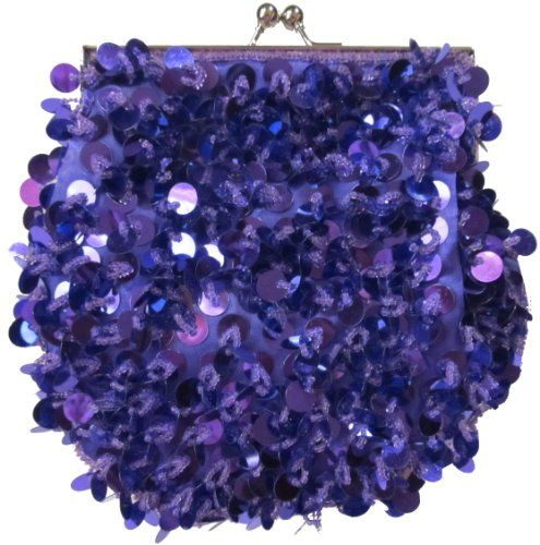 Purple Sequin Petite Evening Bag with Removable Chain Handle Sheer Delights,http://www.amazon.com/dp/B007A4LUSU/ref=cm_sw_r_pi_dp_qtR2sb1X6FGPYFXH