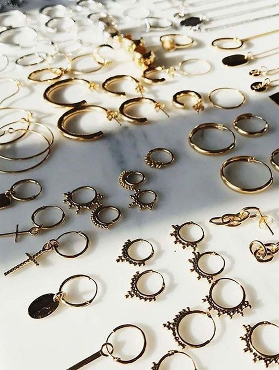 Who Buys Silver Near Me : silver, These, Earrings, Aretes,, Accesorios, Joyería,, Joyería, Bonita