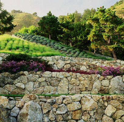 Design by Blasen Landscape Architecture. Photo by Marion Brenner. Via Houzz.