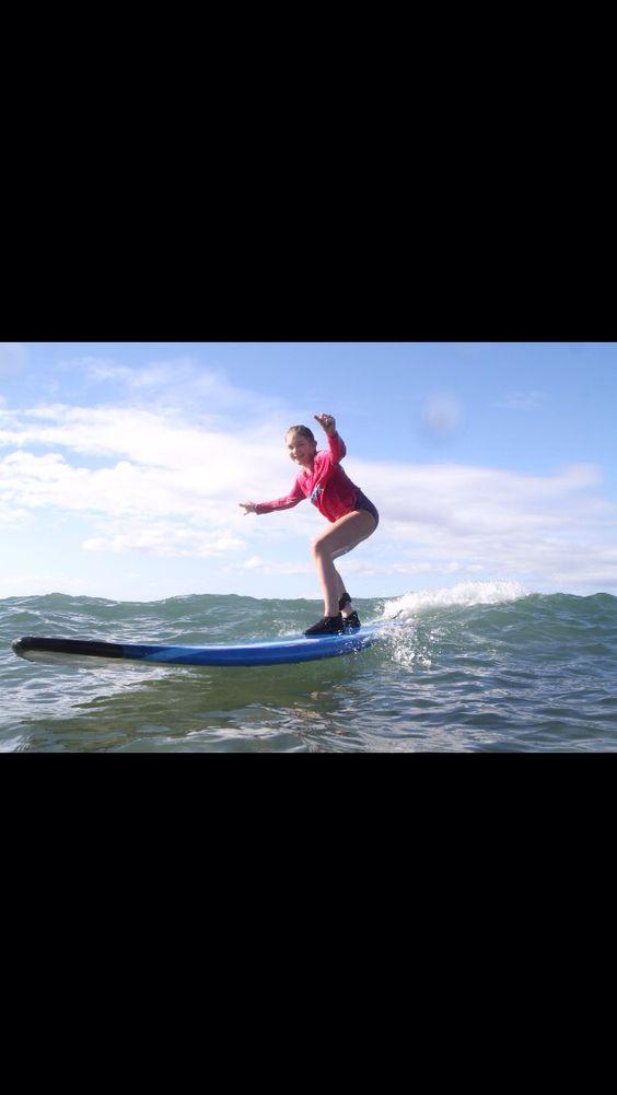 Surf in Kihei @kykypony9