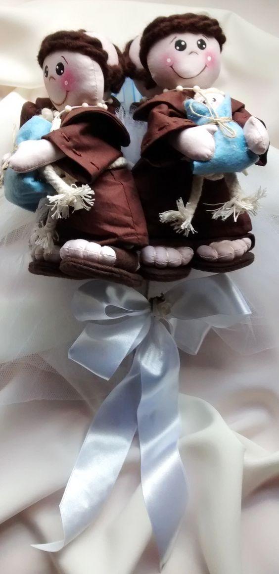 bouquet Santo Antonio para casamentos
