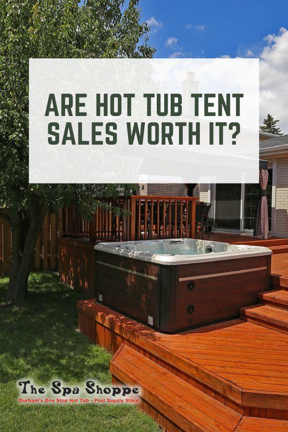 Are Hot Tub Tent Sales Worth It Pool Hot Tub Hot Tub Swim Spa Hot Tub