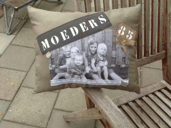 Foto afdrukken op canvaspapier van de action leuk voor in huis pinterest - Deco buitenkant idee ...