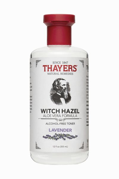 Made of extract from the Witch Hazel shrub (Hamamelis Virginiana) and a blend of other time-tested ingredients – THAYERS® Witch Hazel with Aloe Vera Formula A
