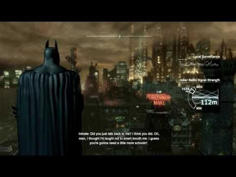 Batman - Arkham City running with full graphics and medium PhysX | Read the PC configuration