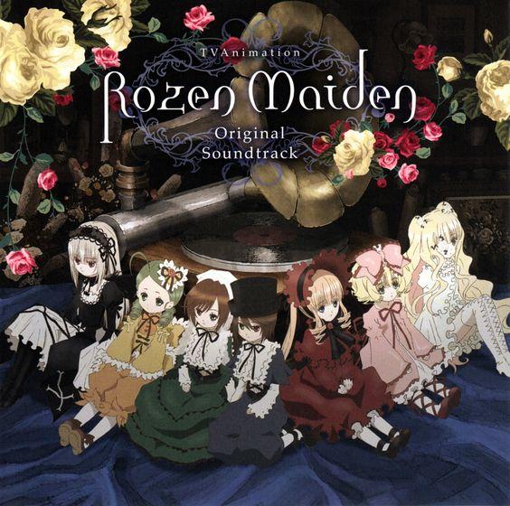 Rozen Maiden Zurückspulen