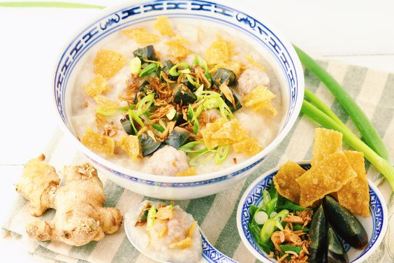 Pork Congee - Gourmet Conviction
