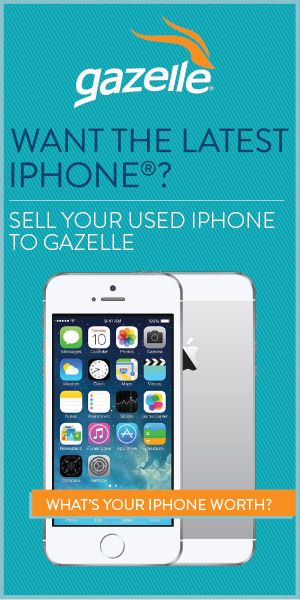 Rants and Raves with Yvonne: Trade in your iPhone with Gazelle