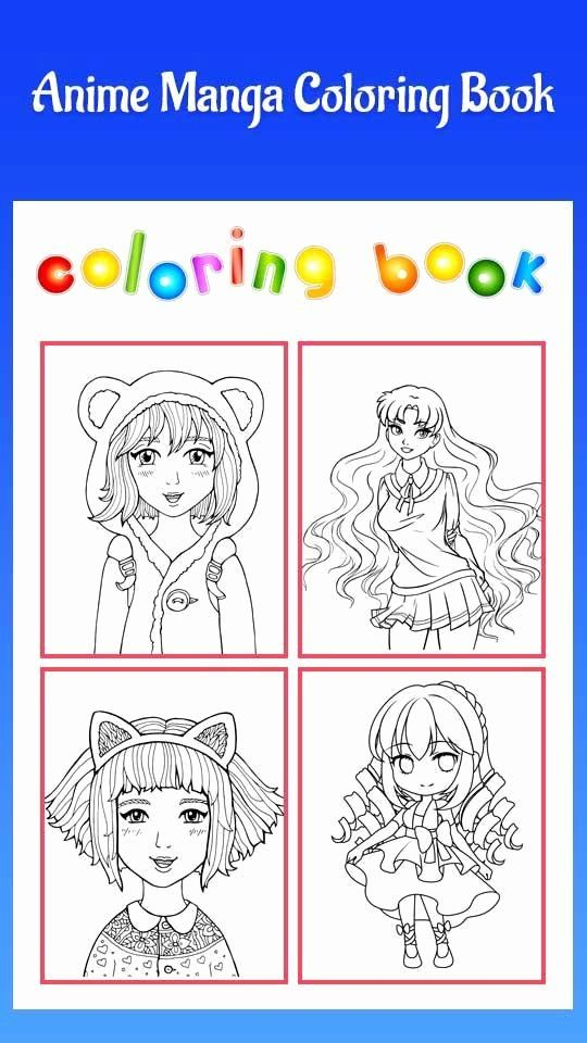 Anime Manga Coloring Book Fresh Anime Manga Coloring Book For Android Apk Download In 2020 Manga Coloring Book Anime Drawing Books Coloring Books