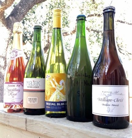 Texas Sparkling Wine: