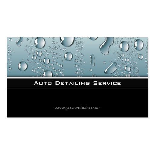 Auto detailing professional automotive car business card auto detailing professional automotive car business card automotive business cards pinterest business cards and business reheart Gallery