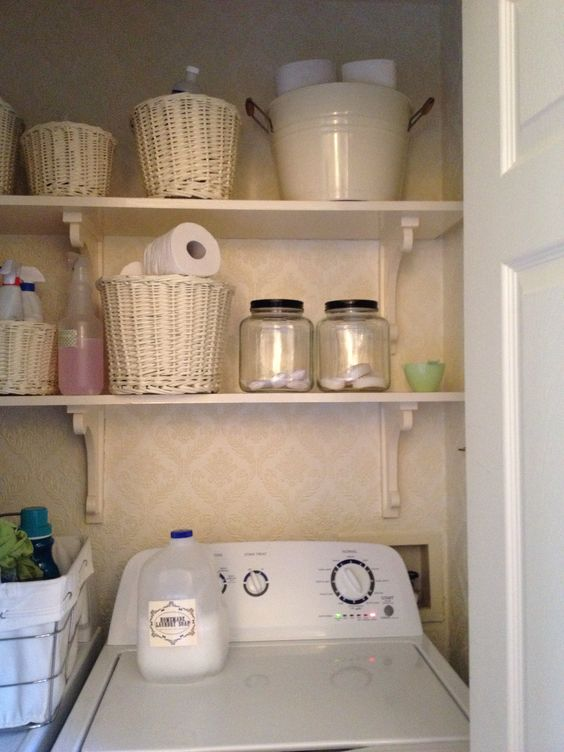 Washing closet :)
