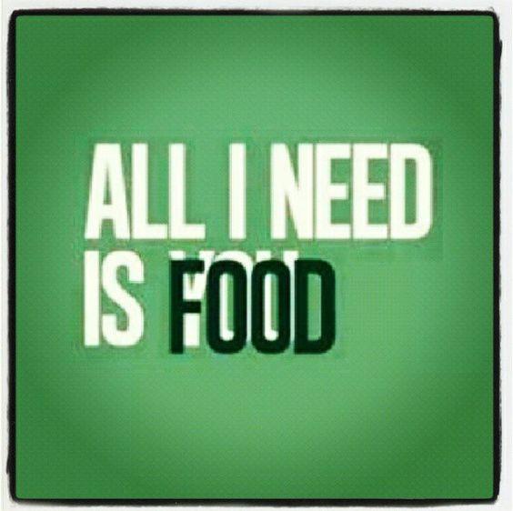 My life exactly #foodlove