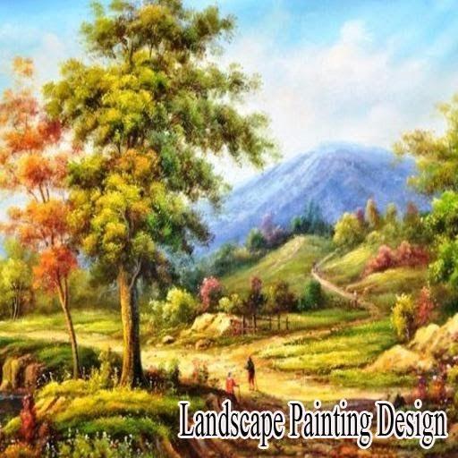 28 Download Wallpaper Lukisan Pemandangan Desain Lukisan Pemandangan For Android Apk Download Download Lukisan Pemanda Di 2020 Lanskap Pemandangan Lukisan Lanskap