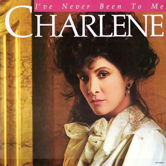 Charlene – I've Never Been to Me (single cover art)