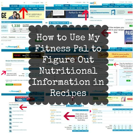 an analysis of the usefulness of my fitness pal app As a leading research university with a distinctive commitment to undergraduate education, rice university aspires to pathbreaking research,  recreation & fitness.