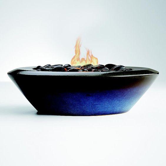 Ceramic Fire Bowl