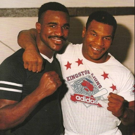 Happy birthday @miketyson