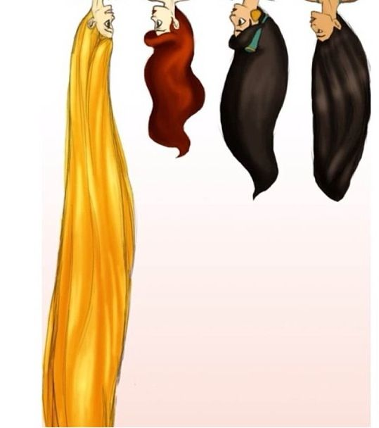 """I wonder if someone from Disney had met a holiness person and got their idea for this movie. Think about it.... Long hair.... The obvious dress... And a girl that is """"locked in her house abs can't do anything"""".... Sounds like the worlds view to me."""